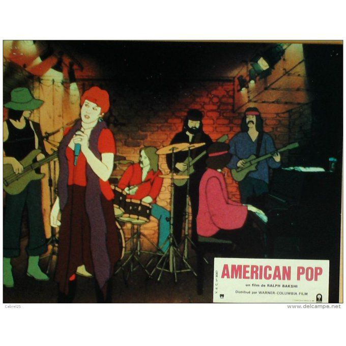 AMERICAN POP-MEWS SMALL,THOMPSON,PERSKY,BALSKI-1981